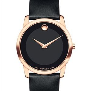 Brand new with tags on Movado men's Swiss watch